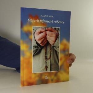 náhled knihy - Objevit tajemství růžence