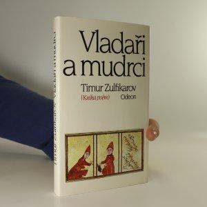 náhled knihy - Vladaři a mudrci. Kniha poém