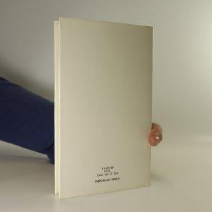 antikvární kniha Vladaři a mudrci. Kniha poém, 1989