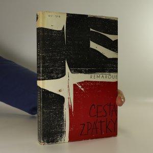 náhled knihy - Cesta zpátky