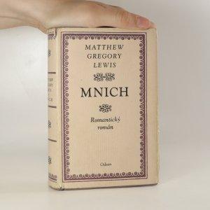 náhled knihy - Mnich