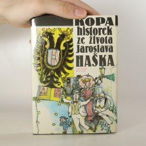 náhled knihy - Kopa historek ze života Jaroslava Haška