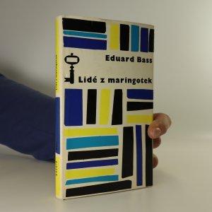 náhled knihy - Lidé z maringotek. Příběhy jedné noci