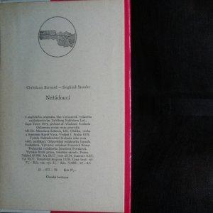 antikvární kniha Nežádoucí, 1979