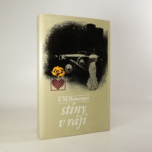 náhled knihy - Stíny v ráji