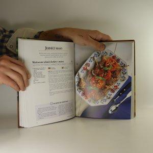antikvární kniha Minutové variace. Více než 500 receptů pro labužníky, 2001