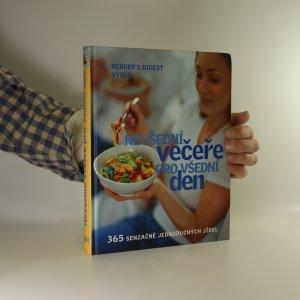 náhled knihy - Nevšední večeře pro všední den