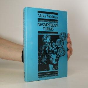 náhled knihy - Nesmrteľný Turms