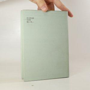 antikvární kniha Indiánské léto, 1986