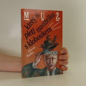 náhled knihy - Muž, který si pletl manželku s kloboukem