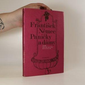 náhled knihy - Paničky a dámy aneb druhá kniha soudniček