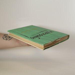 antikvární kniha Vyprodáno, 1958