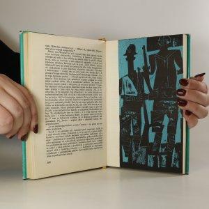 antikvární kniha Mraky táhnou nad Savojskem, 1964