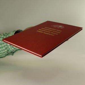 antikvární kniha Schweizer pass, 1982