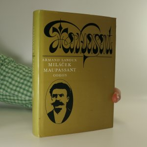 náhled knihy - Miláček Maupassant