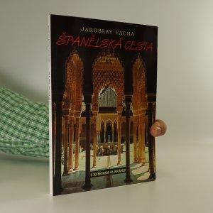 náhled knihy - Španělská cesta. S humorem za krásou