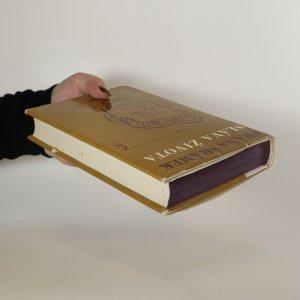 antikvární kniha Sláva života, 1977