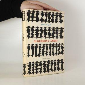 náhled knihy - Sloupkový ambit