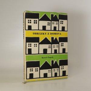 náhled knihy - Obrázky z domova
