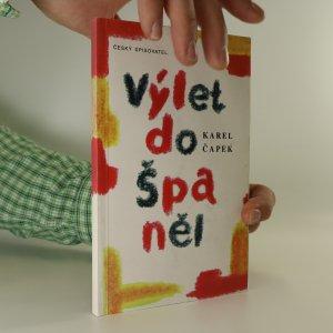 náhled knihy - Výlet do Španěl (osvětlený obrázky autorovými)