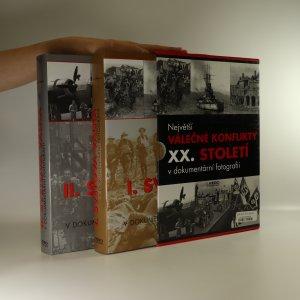 náhled knihy - I. a II. světová válka v dokumentární fotografii (2 svazky)