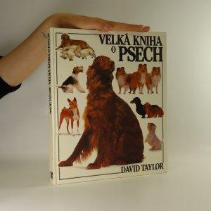 náhled knihy - Velká kniha o psech
