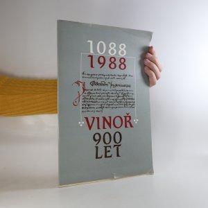 náhled knihy - Vinoř 900 let