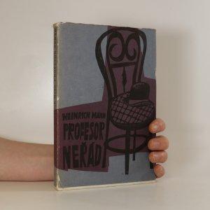 náhled knihy - Profesor Neřád