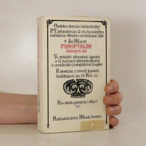 náhled knihy - Panoptikum hříšných lidí