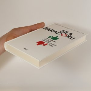 antikvární kniha Síla paradoxu , 2016