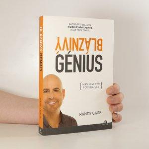 náhled knihy - Bláznivý génius. Manifest pro podnikatele