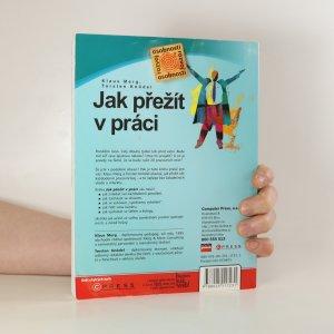 antikvární kniha Jak přežít v práci , 2007