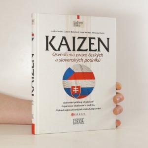 náhled knihy - Kaizen. Osvědčená praxe českých a slovenských podniků