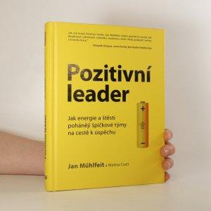 náhled knihy - Pozitivní leader