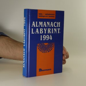 náhled knihy - Almanach Labyrint. Ročenka revue Labyrint
