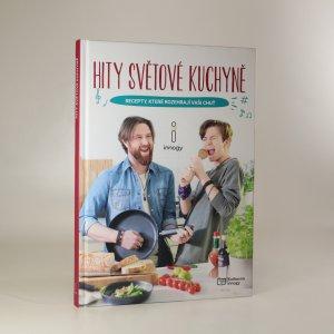 náhled knihy - Hity světové kuchyně. Recepty, které rozehrají Vaši chuť.