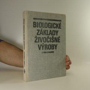 náhled knihy - Biologické základy živočišné výroby