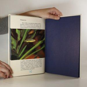 antikvární kniha Barevné ploutvičky, 1987