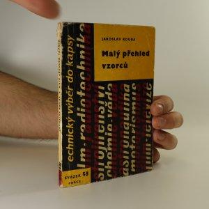 náhled knihy - Malý přehled vzorců. Matematika - mechanika - termika - elektrotechnika. Pomůcka ke studiu i pro praxi