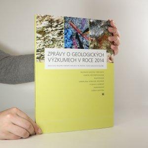 náhled knihy - Zprávy o geologických výzkumech v roce 2014. Geoscience research reports for 2014.