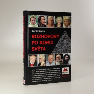 náhled knihy - Rozhovory po konci světa