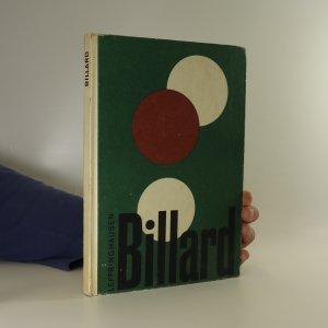 náhled knihy - Billard