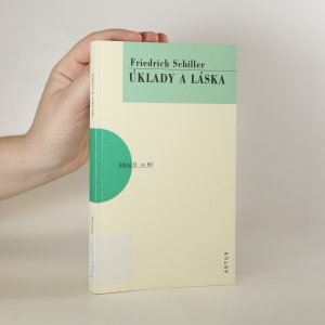 náhled knihy - Úklady a láska