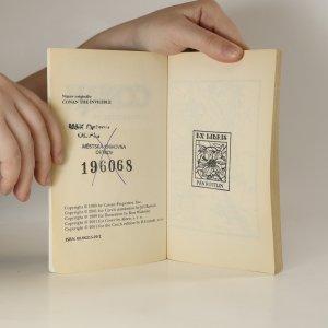 antikvární kniha Conan neporazitelný, 2002