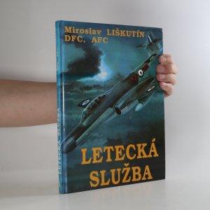náhled knihy - Letecká služba