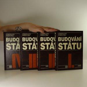 náhled knihy - Budování státu I.-IV. (4 svazky, viz foto)