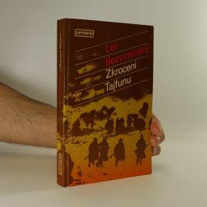 náhled knihy - Zkrocení Tajfunu