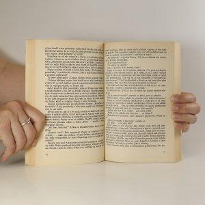antikvární kniha Hrozba, 1988