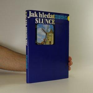 náhled knihy - Jak hledat slunce