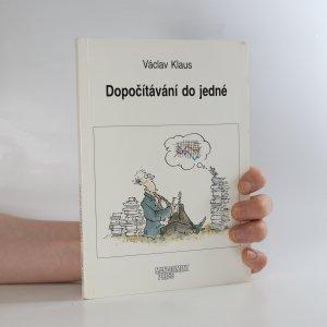 náhled knihy - Dopočítávání do jedné